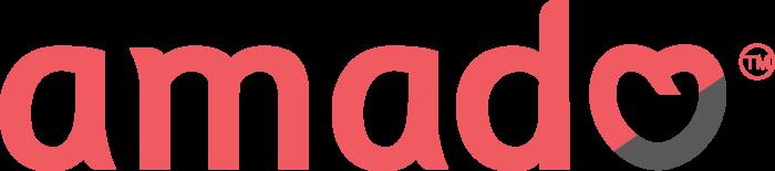 Amado Logo horizontally