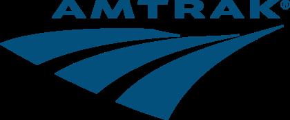 Amtrak, The National Railroad Passenger Corporation Logo