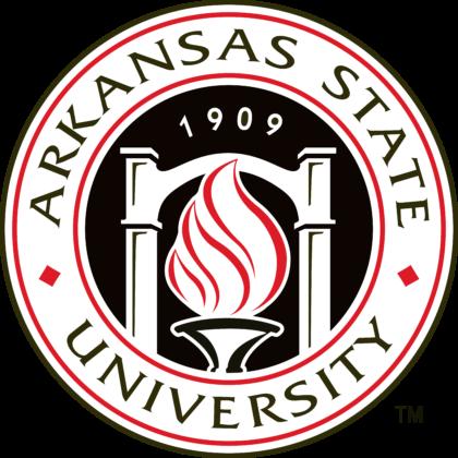 Arkansas State University Logo full