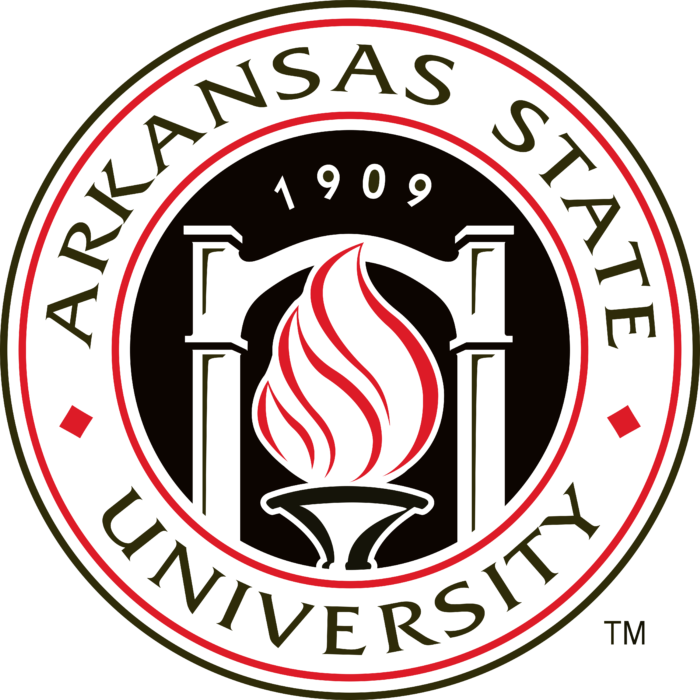 Arkansas State University Logo full