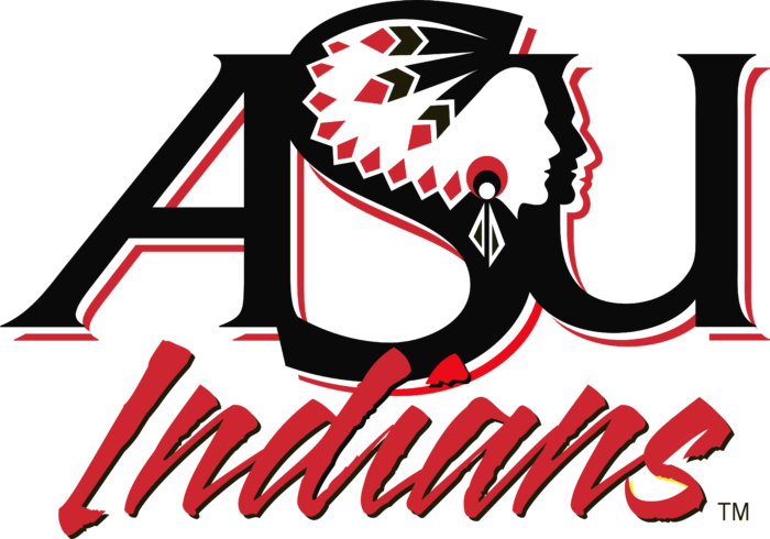 Arkansas State University Logo indians