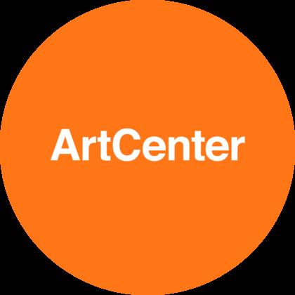 ArtCenter College of Design Logo orange