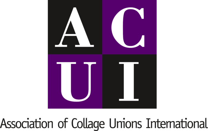 Association of College Unions International Logo