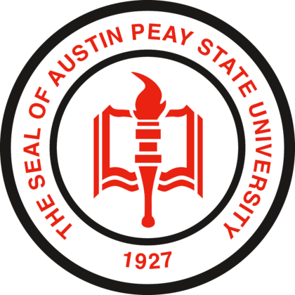 Austin Peay State University Logo full