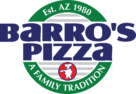 Barro's Pizza Logo