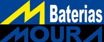 Baterias Moura Logo full