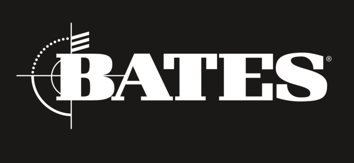 Bates Footwear Logo old