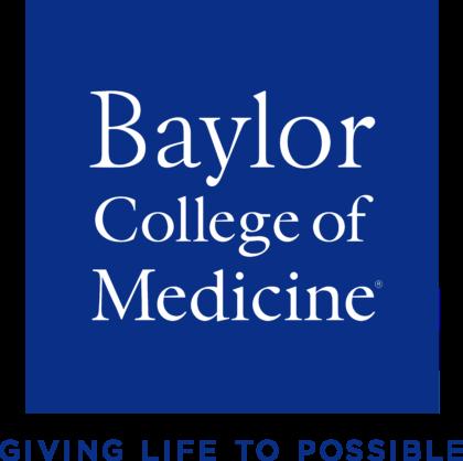 Baylor College of Medicine Logo blue