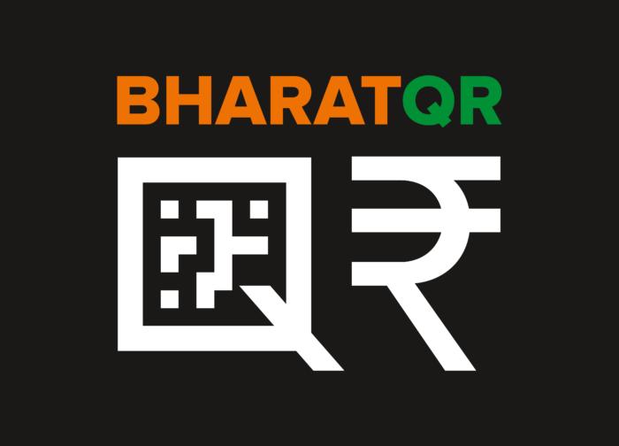 BharatQR Logo