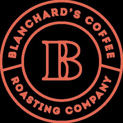 Blanchard's Coffee Roasting Company Logo