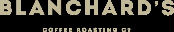 Blanchard's Coffee Roasting Company Logo text