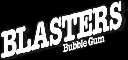 Blasters Bubble Gum Logo