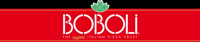 Boboli Pizza Logo old red