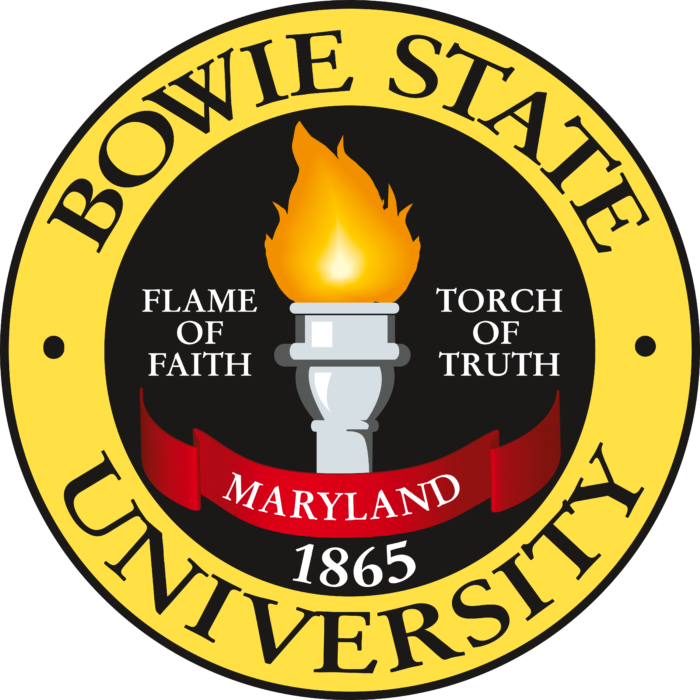 Bowie State University Logo full