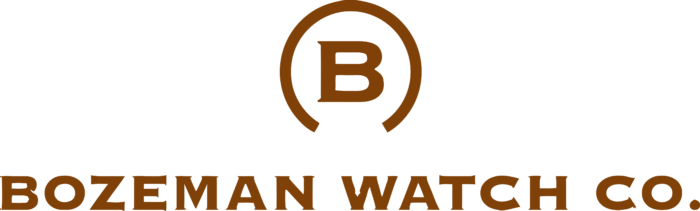 Bozeman Watch Company Logo full