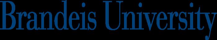 Brandeis University Logo old