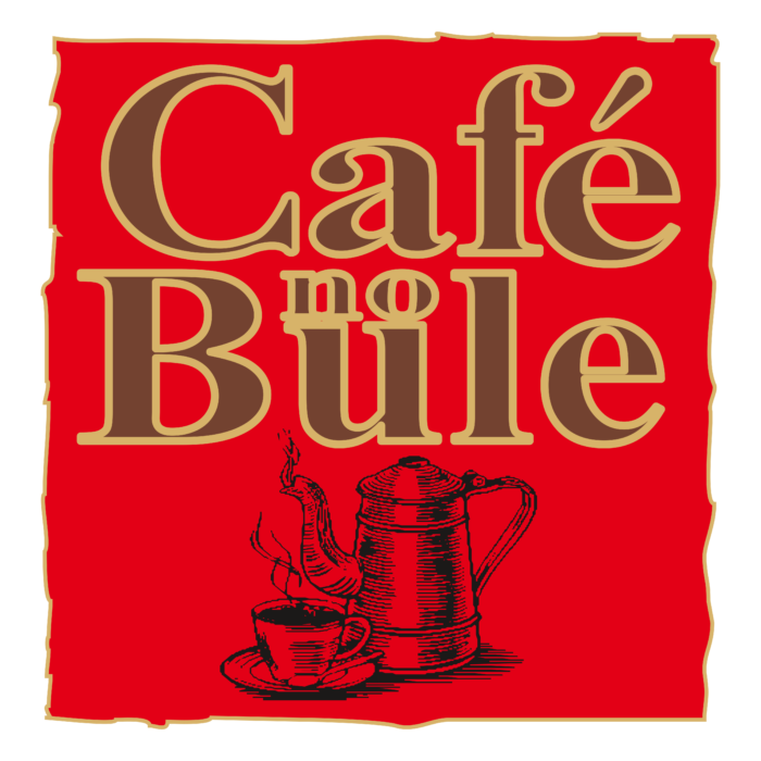 Café no Bule Logo old