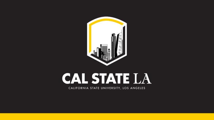 Cal State La Logo full