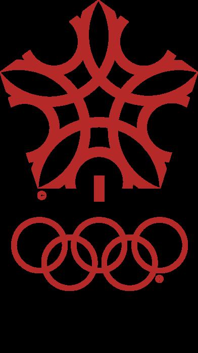 Calgary 1988, XV Winter Olympic Games Logo