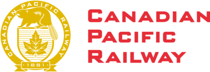Canadian Pacific Railway Logo full