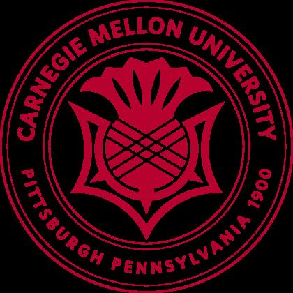 Carnegie Mellon University Logo full