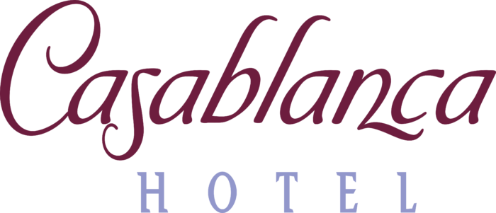 Casablanca Hotel Logo text