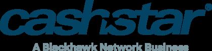 CashStar Logo blue