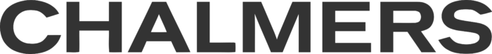 Chalmers University of Technology Logo text