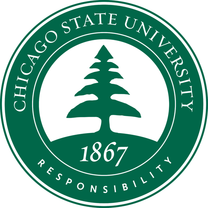 Chicago State University Logo full