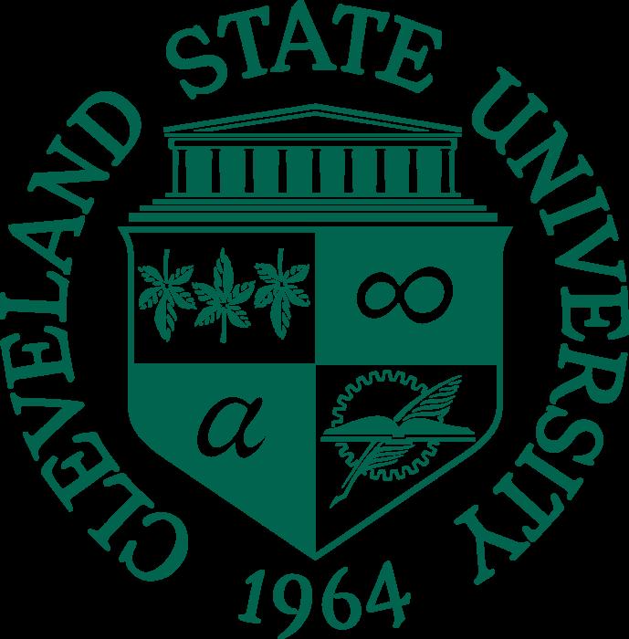 Cleveland State University Logo full