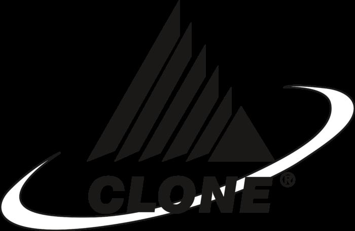 Clone (Versão Traço) Logo