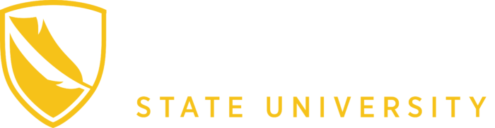 Coppin State University Logo yellow