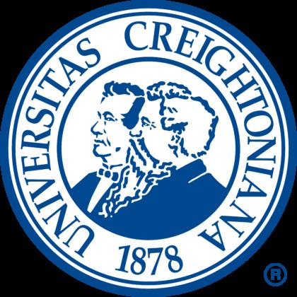 Creighton University Logo full