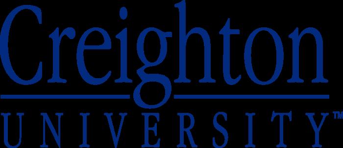 Creighton University Logo text