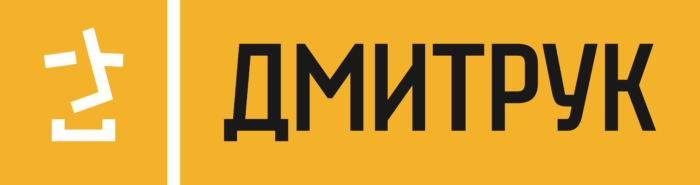 Dmytruk Logo yellow