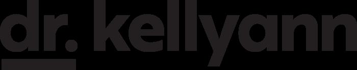 Dr. Kellyann Logo text