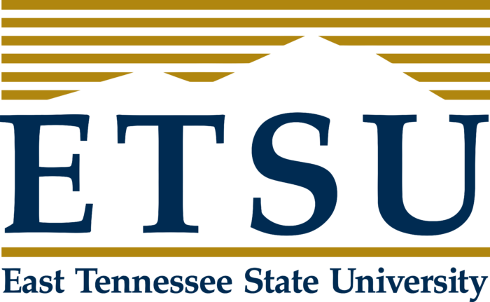 East Tennessee State University Logo old