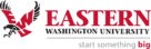 Eastern Washington University Logo eagle