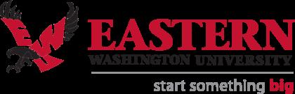 Eastern Washington University Logo eagle