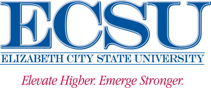 Elizabeth City State University Logo old
