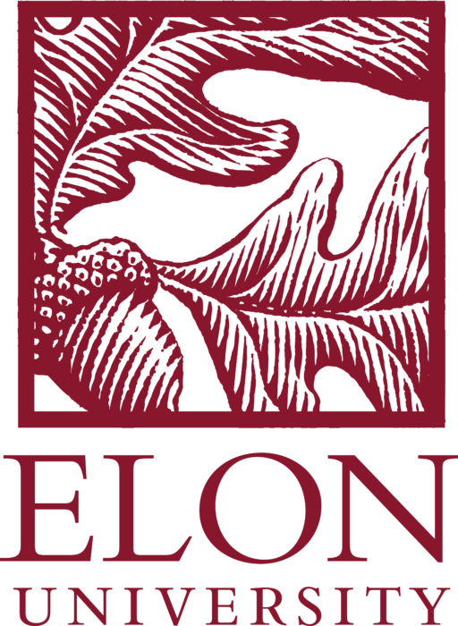Elon University Logo old