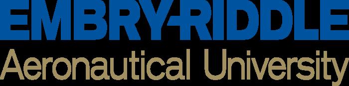 Embry–Riddle Aeronautical University Logo text