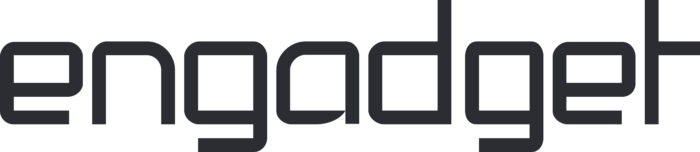 Engadget Logo full