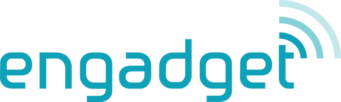 Engadget Logo old full