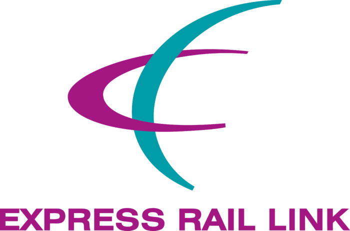 Express Rail Link Logo