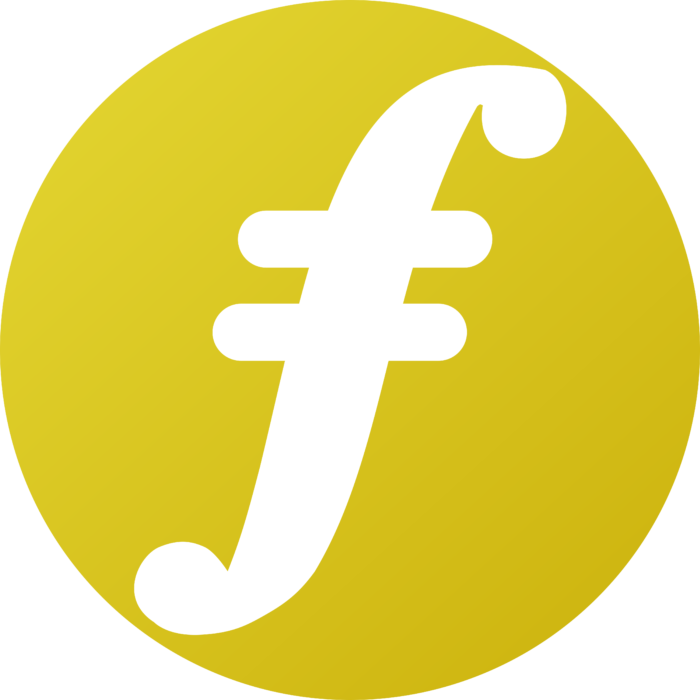 FairCoin (FAIR) Logo
