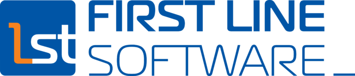 First Line Software Logo full
