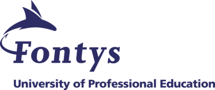 Fontys University of Applied Sciences Logo