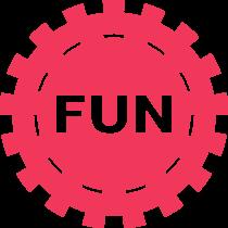 FunFair (FUN) Logo