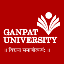 Ganpat University Logo